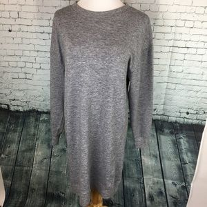 Gap Pullover Sweatshirt Dress Size Small